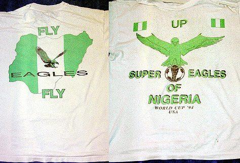 His-Story of Nigerian Football